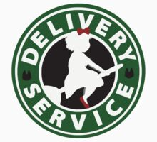 Coffee Delivery Kids Tee