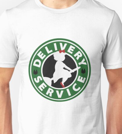 Coffee Delivery Unisex T-Shirt