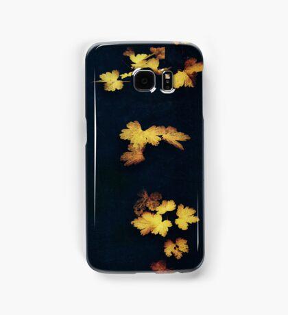 Velvet Leaves Samsung Galaxy Case/Skin