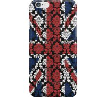 Wallpaper Black UK iPhone Case/Skin