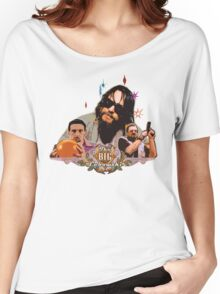 Big lebowski Collage Alternative Women's Relaxed Fit T-Shirt