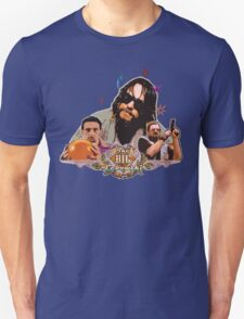 Big lebowski Collage Alternative T-Shirt