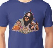 Big lebowski Collage Alternative Unisex T-Shirt