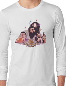 the dude and company Long Sleeve T-Shirt