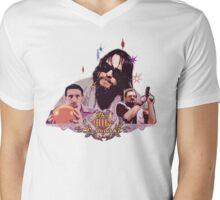 the dude and company Mens V-Neck T-Shirt