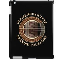 Flamenco Guitar Spanish Folklore iPad Case/Skin
