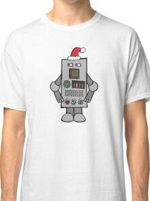 Santa Robot Classic T-Shirt