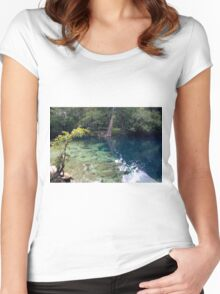 Royal Spring Women's Fitted Scoop T-Shirt