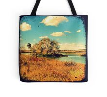 Dangars Lagoon Willow - Through The Viewfinder (TTV) Tote Bag