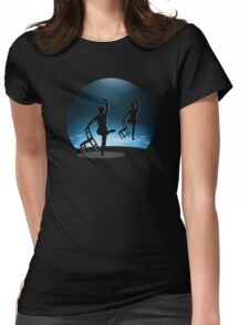 DREAM BALLET Womens Fitted T-Shirt