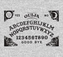 Ouija Board by loogyhead