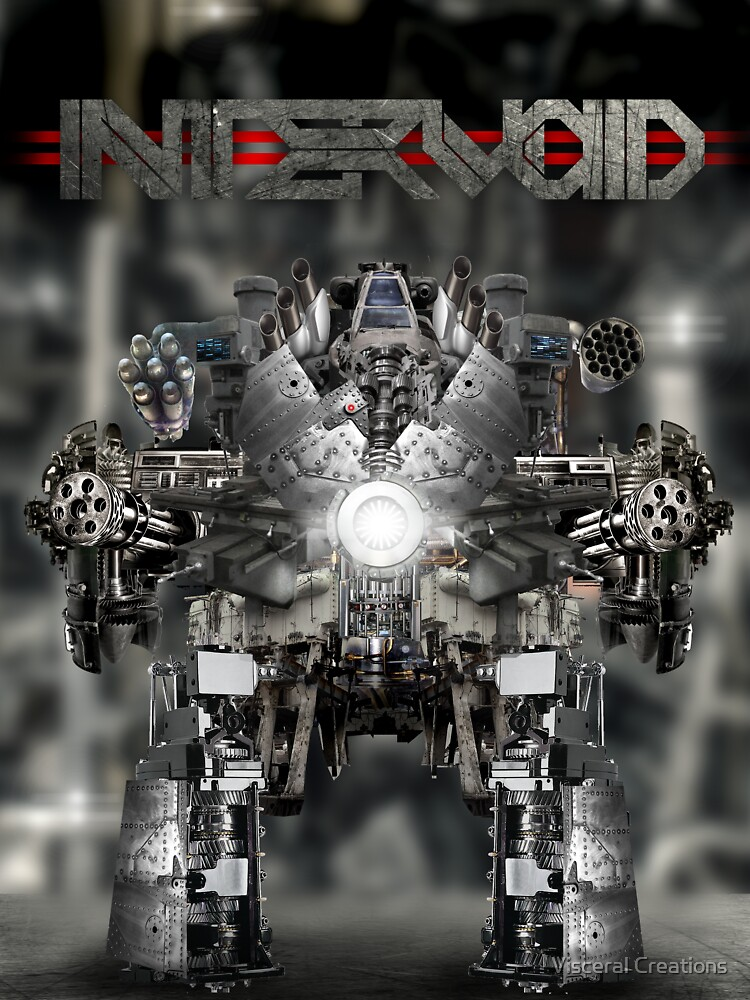 Intervoid Mecha by Visceral Creations