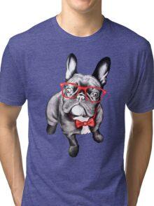 Happy Dog Tri-blend T-Shirt