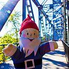 Trestle Walk Gnome by DustysGnomes