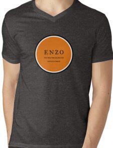 ENZO surfboards - bethells beach Mens V-Neck T-Shirt
