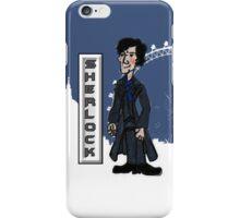 Sherlock Holmes BBC  iPhone Case/Skin