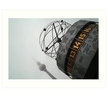 Alexanderplatz,Berlin Art Print
