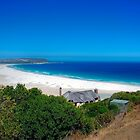 Long Beach, Noordhoek, Cape Peninsula, South Africa by John  Paper