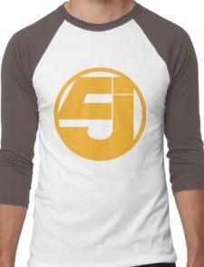 Jurassic 5 Men's Baseball ¾ T-Shirt
