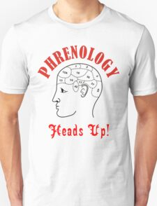 Phrenology - Heads Up! T-Shirt