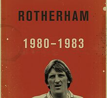 Ronnie Moore - Rotherham by homework