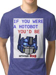 Optimus Fine Tri-blend T-Shirt