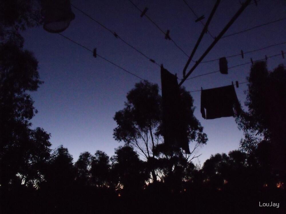 104/365 dusk is nice.... by LouJay