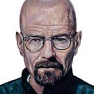 Walter White by Tom Roderick
