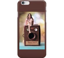 Smile for the Camera! iPhone Case/Skin