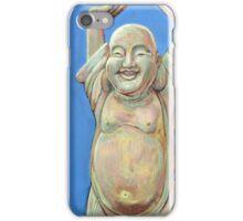 Standing Happy iPhone Case/Skin