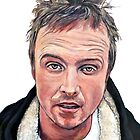 Jesse Pinkman by Tom Roderick