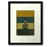 Arthur Rowley - Shrewsbury Town Framed Print
