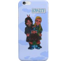 The Lord of the Rings - Loyalty iPhone Case/Skin
