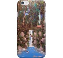 Mangle Brook iPhone Case/Skin