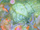 Jellyfish Dreaming (Rainforest Jasper) by Stephanie Bateman-Graham