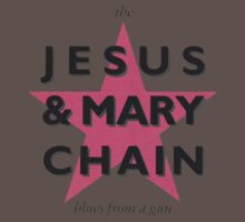 The Jesus & Mary Chain One Piece - Short Sleeve