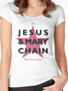The Jesus & Mary Chain Women's Fitted Scoop T-Shirt