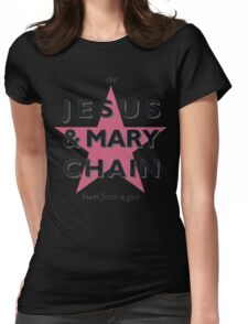 The Jesus & Mary Chain Womens Fitted T-Shirt