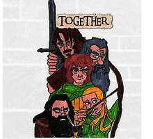 The Lord of the Rings - Together by Rowans Designs