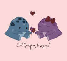 Quaggan loves you! by KisaSunrise