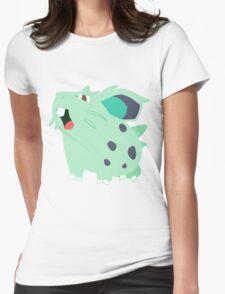 Nidoran (Female) Womens Fitted T-Shirt