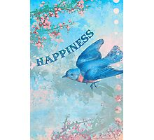 Happiness Photographic Print