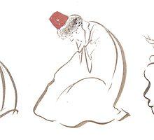 sufi lines by Adam Asar