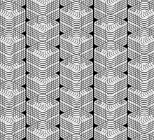 B&W pattern IV by dominiquelandau