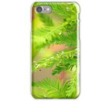 Green Cypress  iPhone Case/Skin