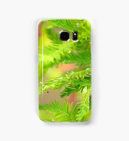 Green Cypress  Samsung Galaxy Case/Skin