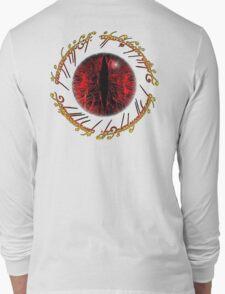 Eye of Sauron Long Sleeve T-Shirt