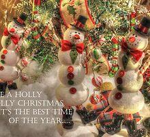 Holly Jolly Christmas by wiscbackroadz