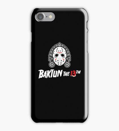 Baktun the 13th iPhone Case/Skin