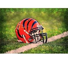 nfl football 2 Photographic Print